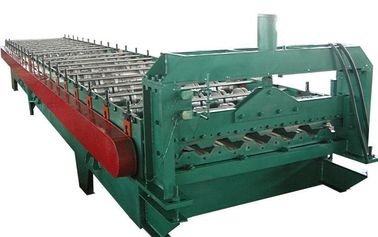 China Automatische Deckungs-Rolle, die Maschine/Wellblech MakingMachine bildet usine